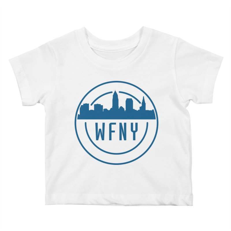WFNY Logo Gear! Kids Baby T-Shirt by WFNY - WaitingForNextYear