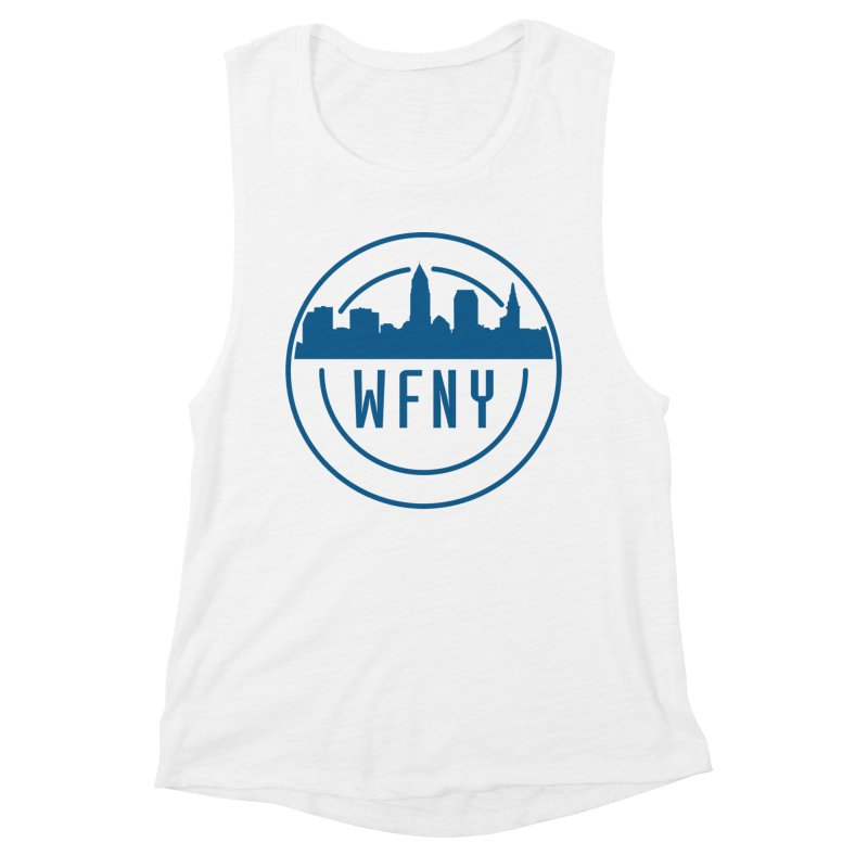 WFNY Logo Gear! Women's Tank by WFNY - WaitingForNextYear