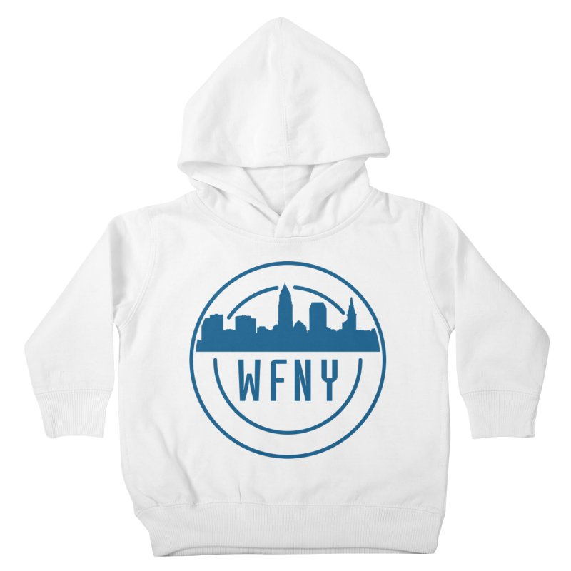 WFNY Logo Gear! Kids Toddler Pullover Hoody by WFNY - WaitingForNextYear