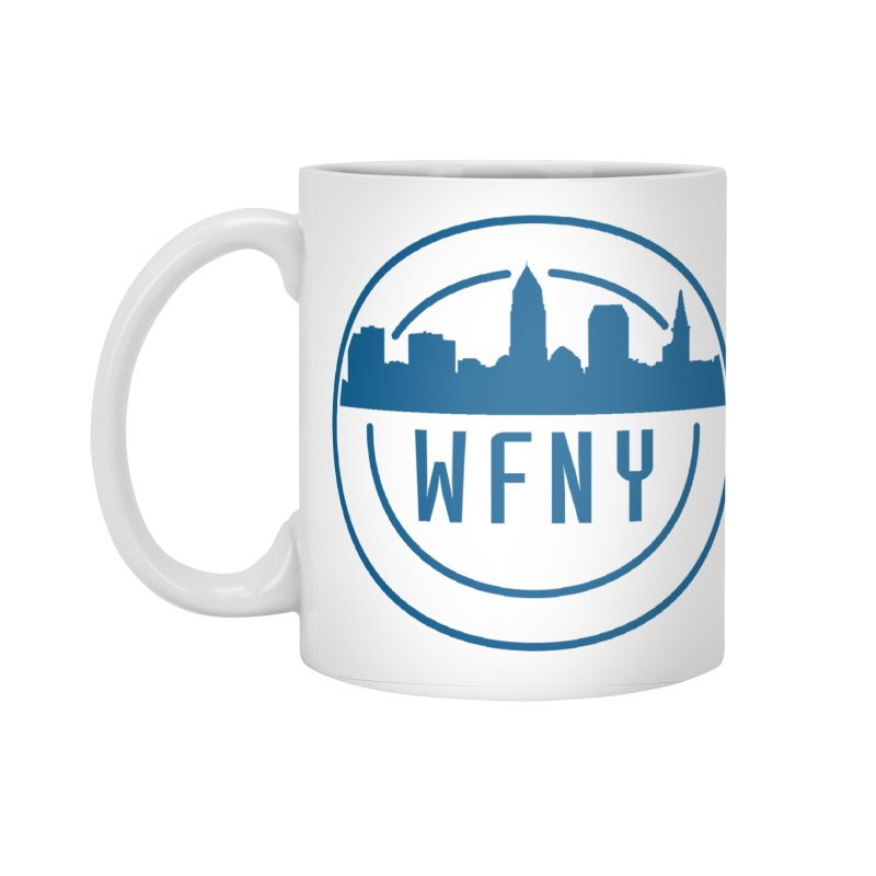 WFNY Logo Gear! Accessories Standard Mug by WFNY - WaitingForNextYear