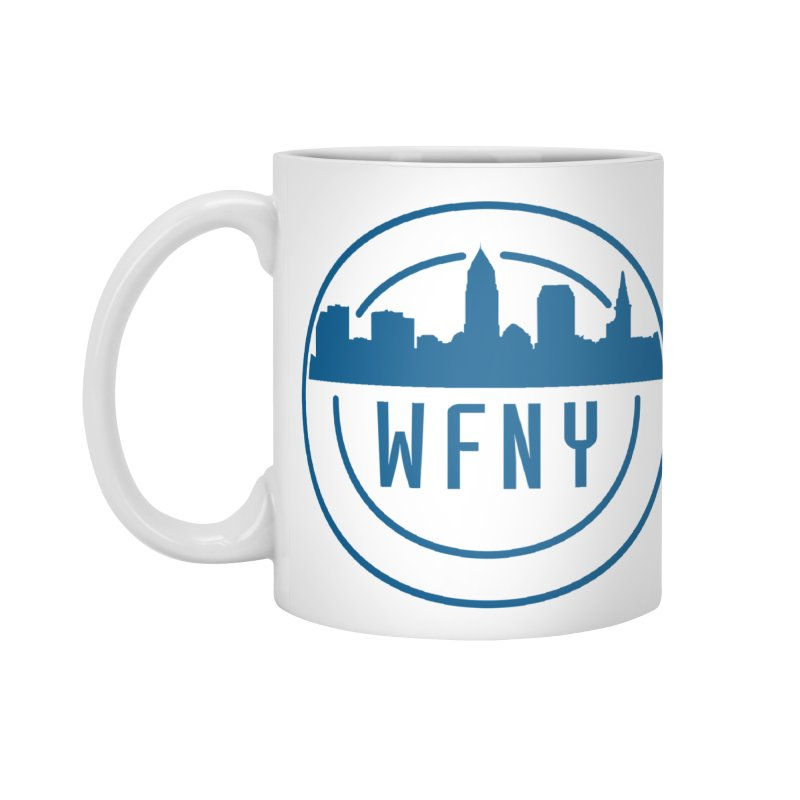 WFNY Logo Gear! Accessories Mug by WFNY - WaitingForNextYear