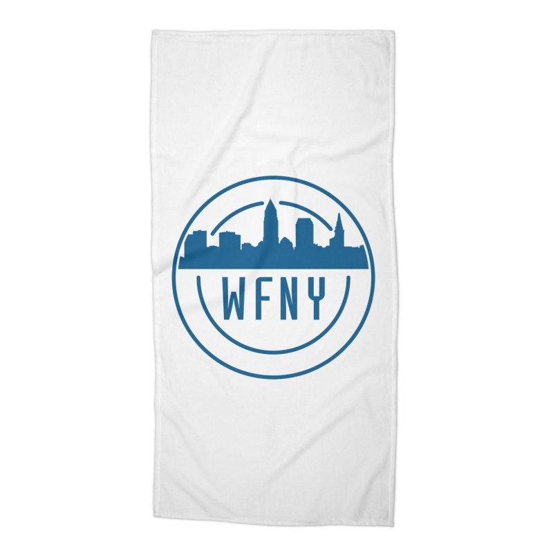 WFNY Logo Gear! Accessories Beach Towel by WFNY - WaitingForNextYear
