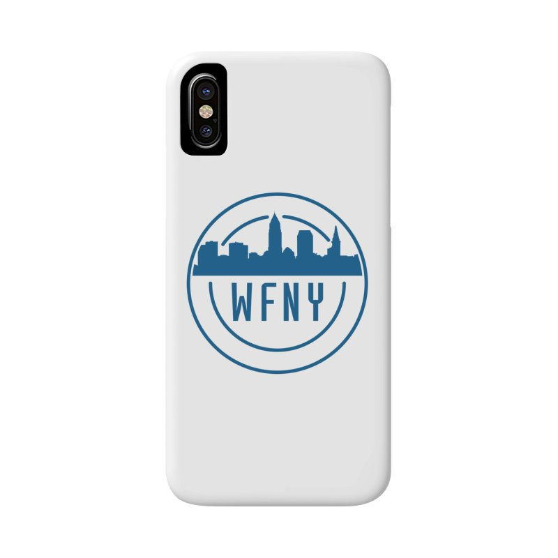 WFNY Logo Gear! Accessories Phone Case by WFNY - WaitingForNextYear