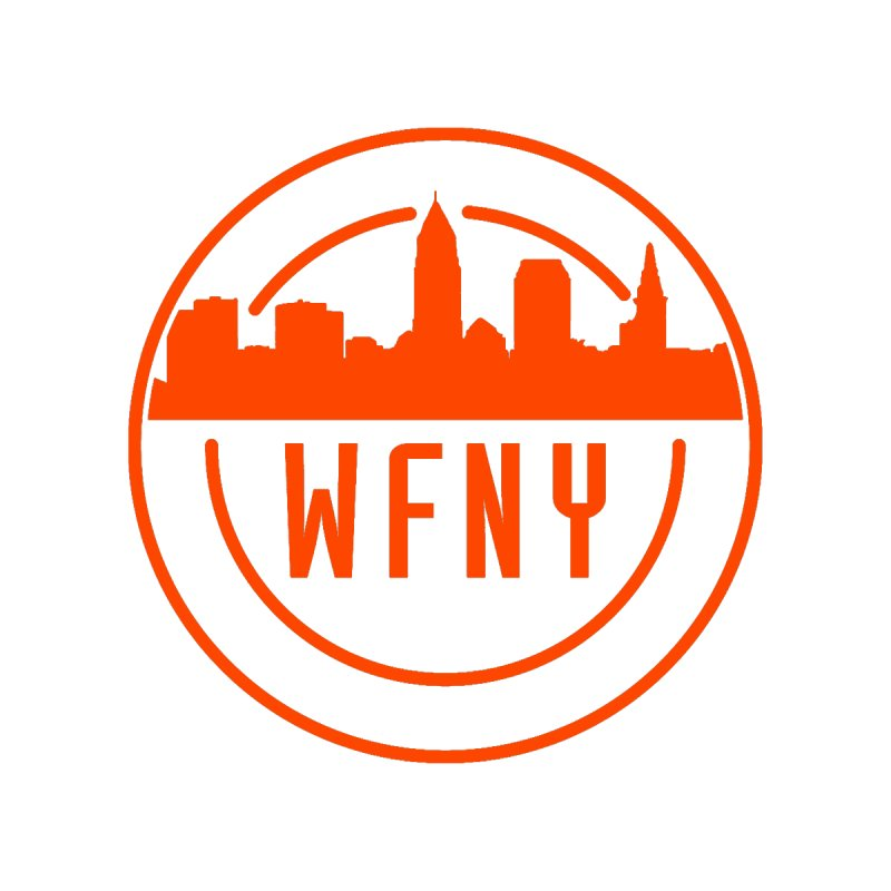 WFNY Football Logo Men's T-Shirt by WFNY - WaitingForNextYear