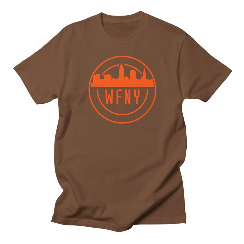 WFNY Football Logo Men's Regular T-Shirt by WFNY - WaitingForNextYear