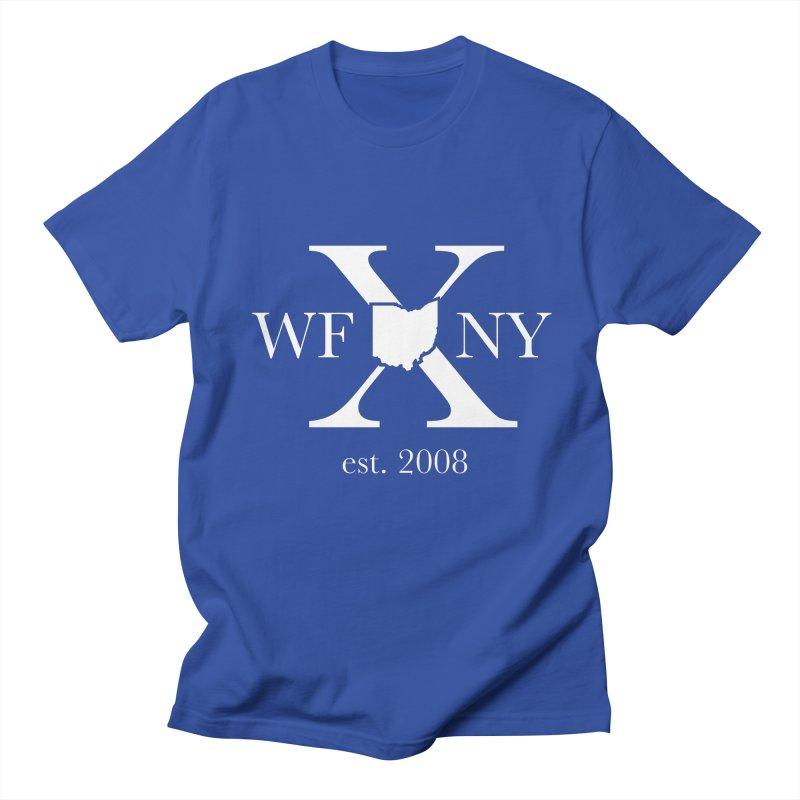 WFNY X White Logo Women's T-Shirt by WFNY - WaitingForNextYear