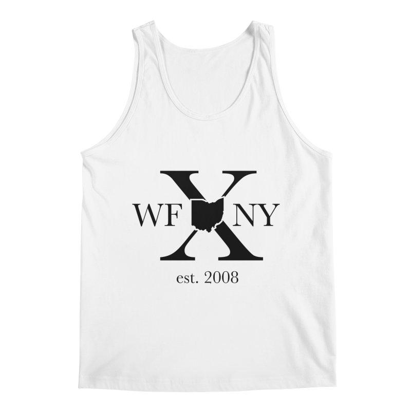 WFNYX Logo Black Men's Tank by WFNY - WaitingForNextYear