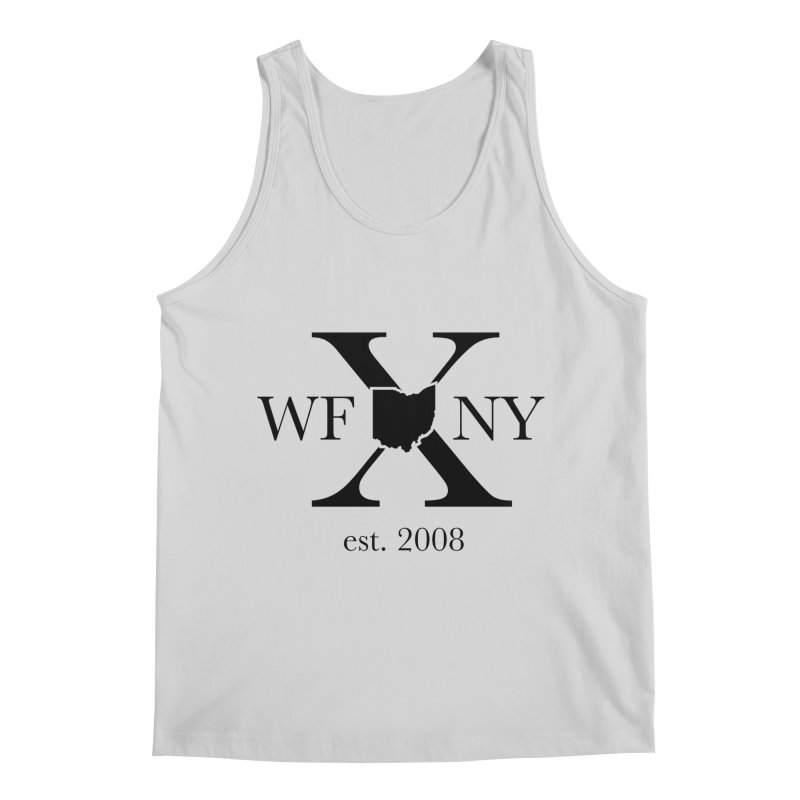 WFNYX Logo Black Men's Regular Tank by WFNY - WaitingForNextYear