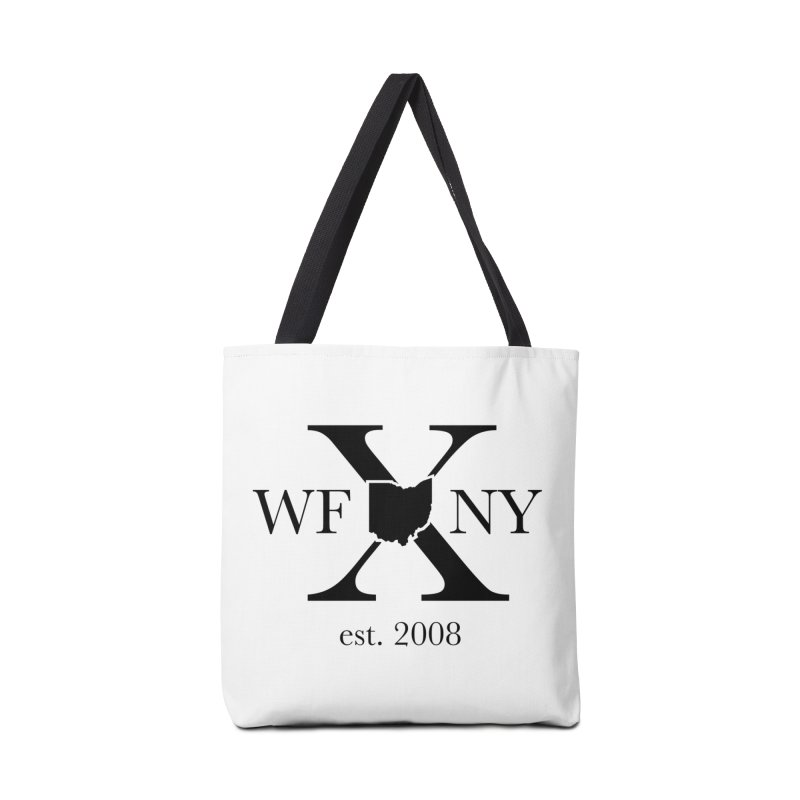 WFNYX Logo Black Accessories Bag by WFNY - WaitingForNextYear