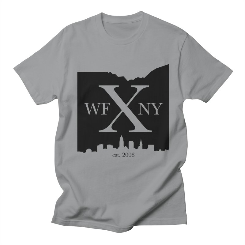 WFNYX Cleveland Skyline Women's Regular Unisex T-Shirt by WFNY - WaitingForNextYear