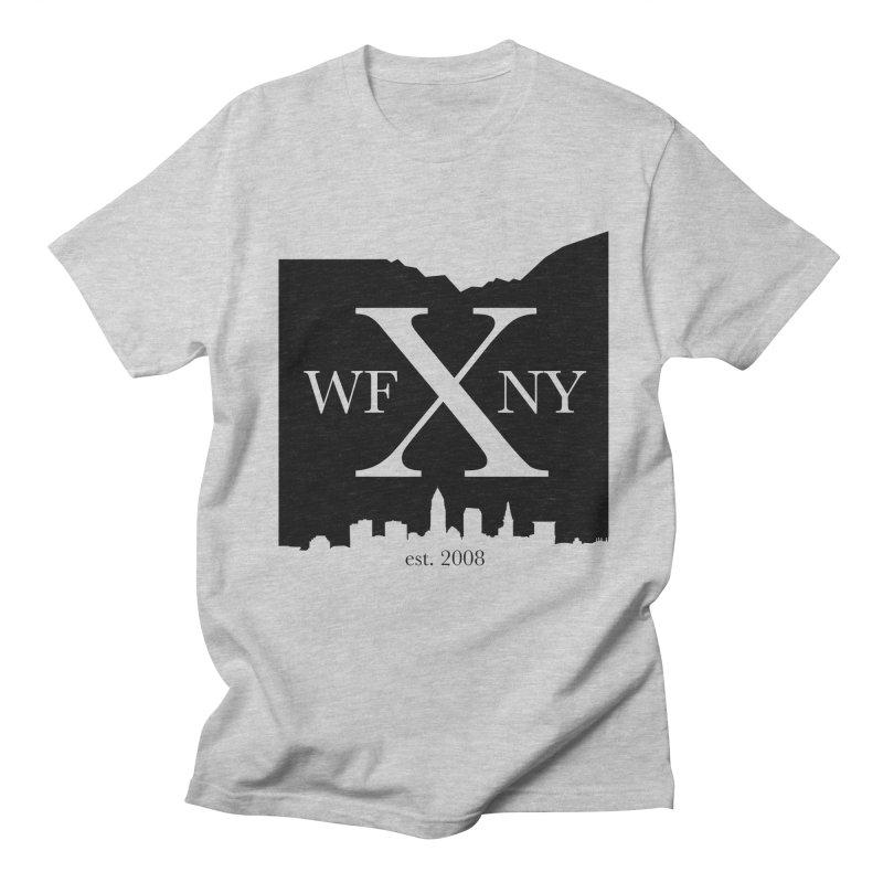 WFNYX Cleveland Skyline Men's T-Shirt by WFNY - WaitingForNextYear