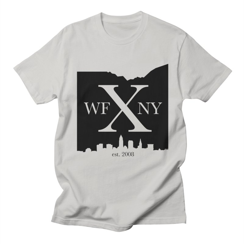 WFNYX Cleveland Skyline Women's T-Shirt by WFNY - WaitingForNextYear