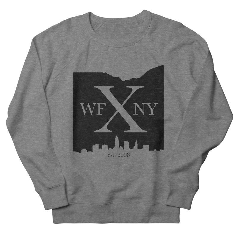 WFNYX Cleveland Skyline Men's Sweatshirt by WFNY - WaitingForNextYear