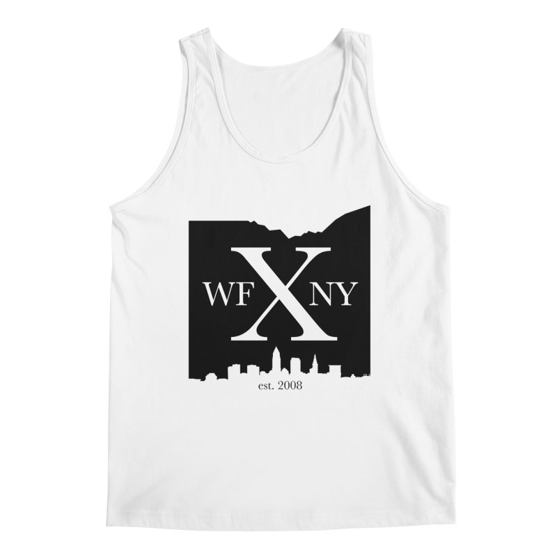 WFNYX Cleveland Skyline Men's Tank by WFNY - WaitingForNextYear