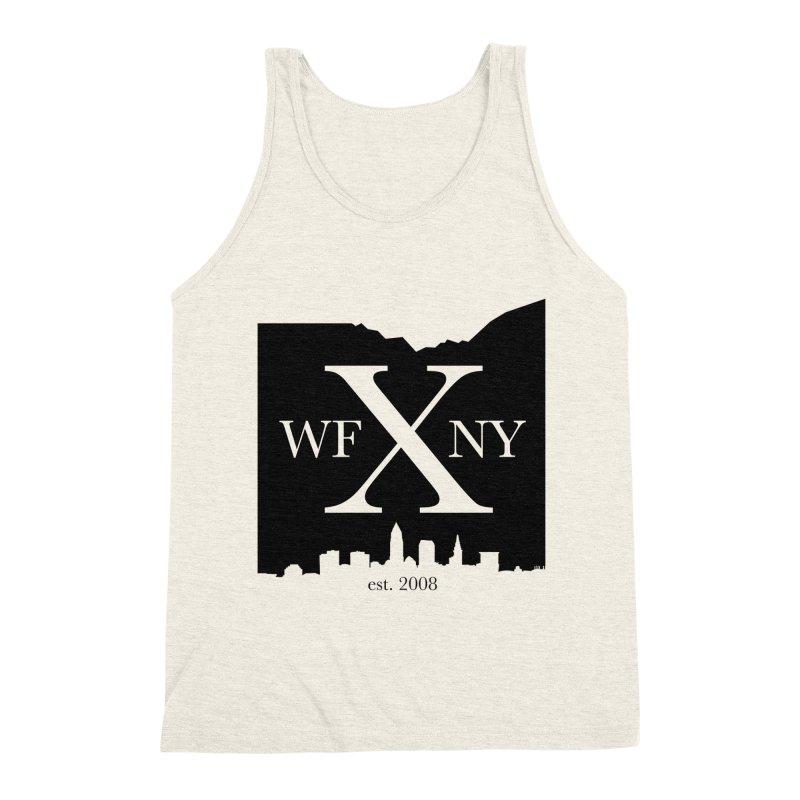 WFNYX Cleveland Skyline Men's Tank by WFNY - WaitingForNextYear