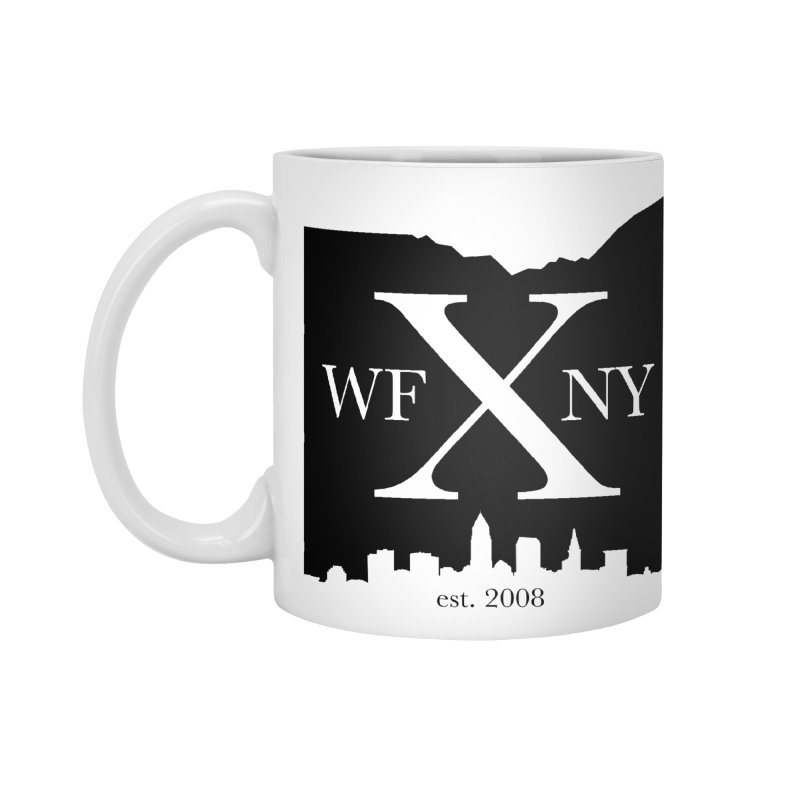 WFNYX Cleveland Skyline Accessories Mug by WFNY - WaitingForNextYear