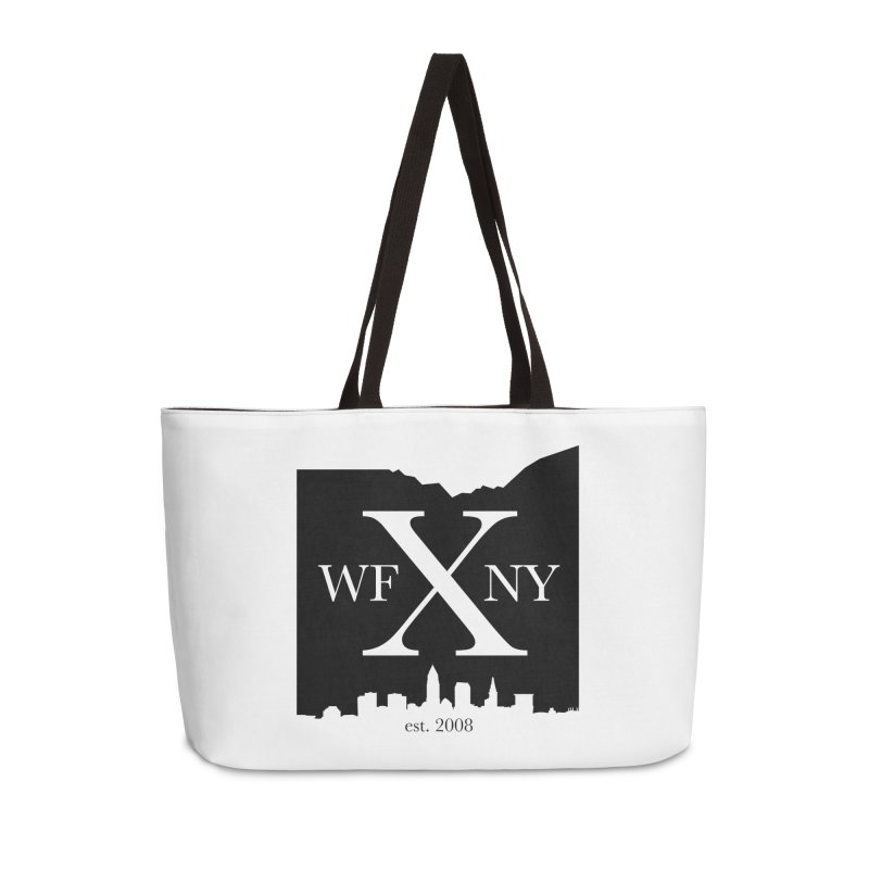 WFNYX Cleveland Skyline Accessories Bag by WFNY - WaitingForNextYear