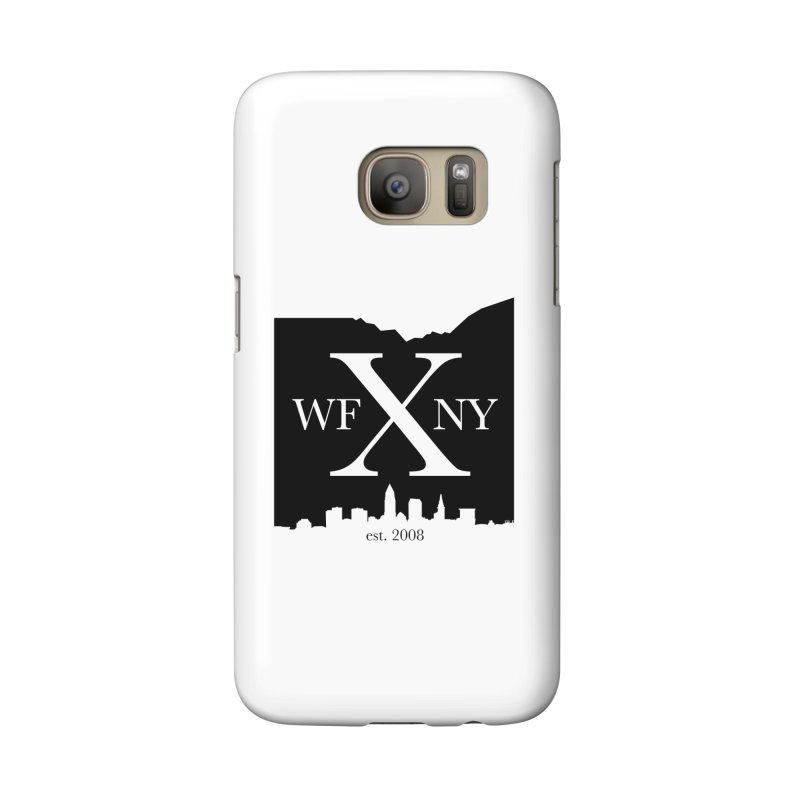 WFNYX Cleveland Skyline Accessories Phone Case by WFNY - WaitingForNextYear