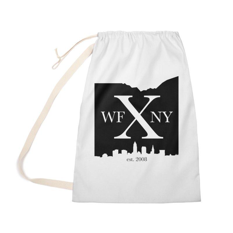 WFNYX Cleveland Skyline Accessories Bag by WFNY - WaitingForNextYear