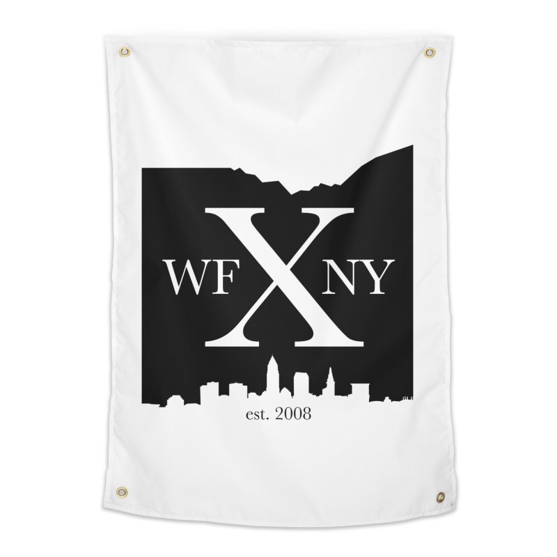 WFNYX Cleveland Skyline Home  by WFNY - WaitingForNextYear