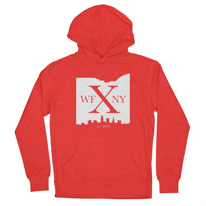 WFNY X Skyline Light Men's Pullover Hoody by WFNY - WaitingForNextYear