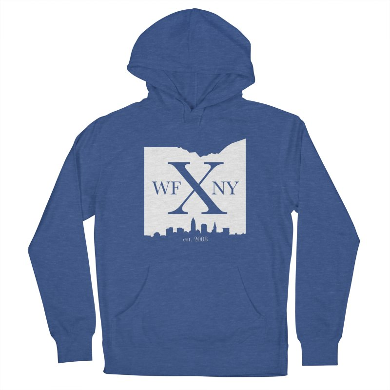 WFNY X Skyline Light Women's Pullover Hoody by WFNY - WaitingForNextYear
