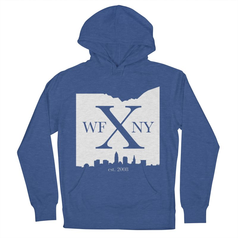 WFNY X Skyline Light Men's French Terry Pullover Hoody by WFNY - WaitingForNextYear