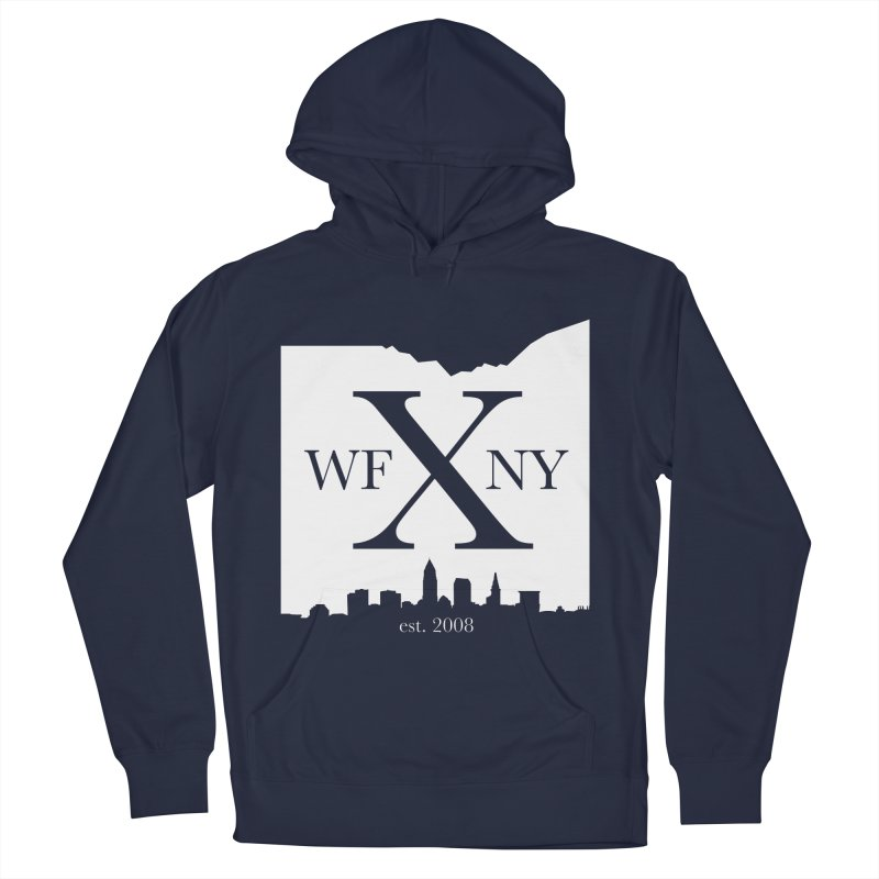 WFNY X Skyline Light Men's French Terry Pullover Hoody by WFNY - WaitingForNextYear