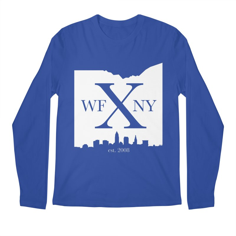 WFNY X Skyline Light Men's Regular Longsleeve T-Shirt by WFNY - WaitingForNextYear