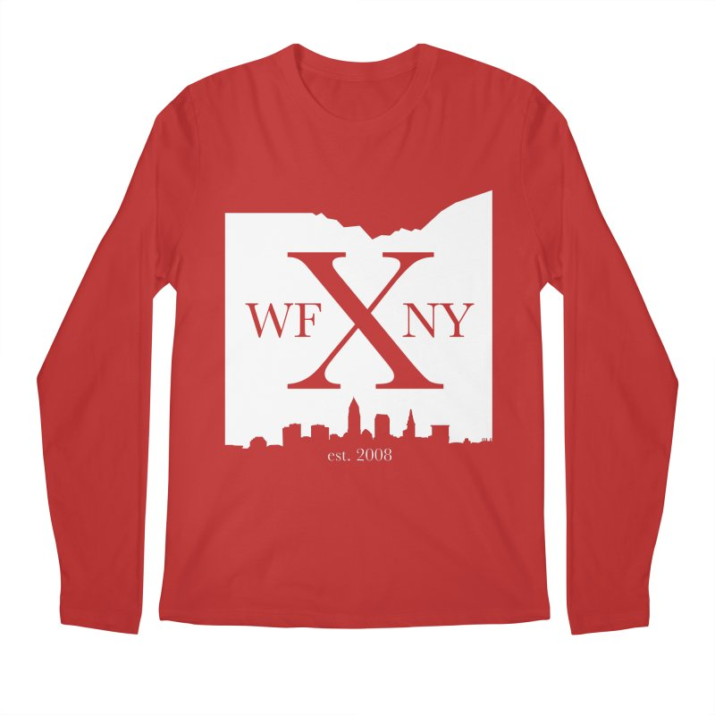 WFNY X Skyline Light Men's Regular Longsleeve T-Shirt by WFNY - WaitingForNextYear