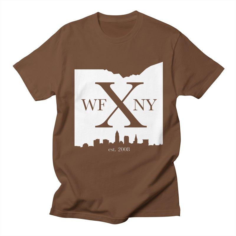 WFNY X Skyline Light Men's Regular T-Shirt by WFNY - WaitingForNextYear