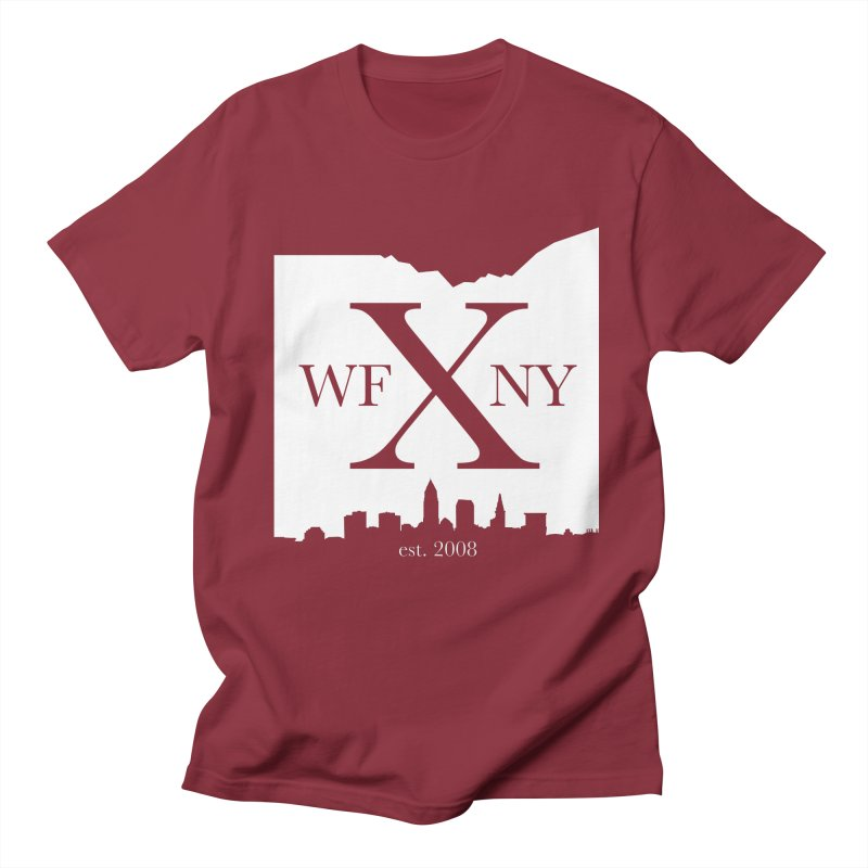 WFNY X Skyline Light Men's T-Shirt by WFNY - WaitingForNextYear