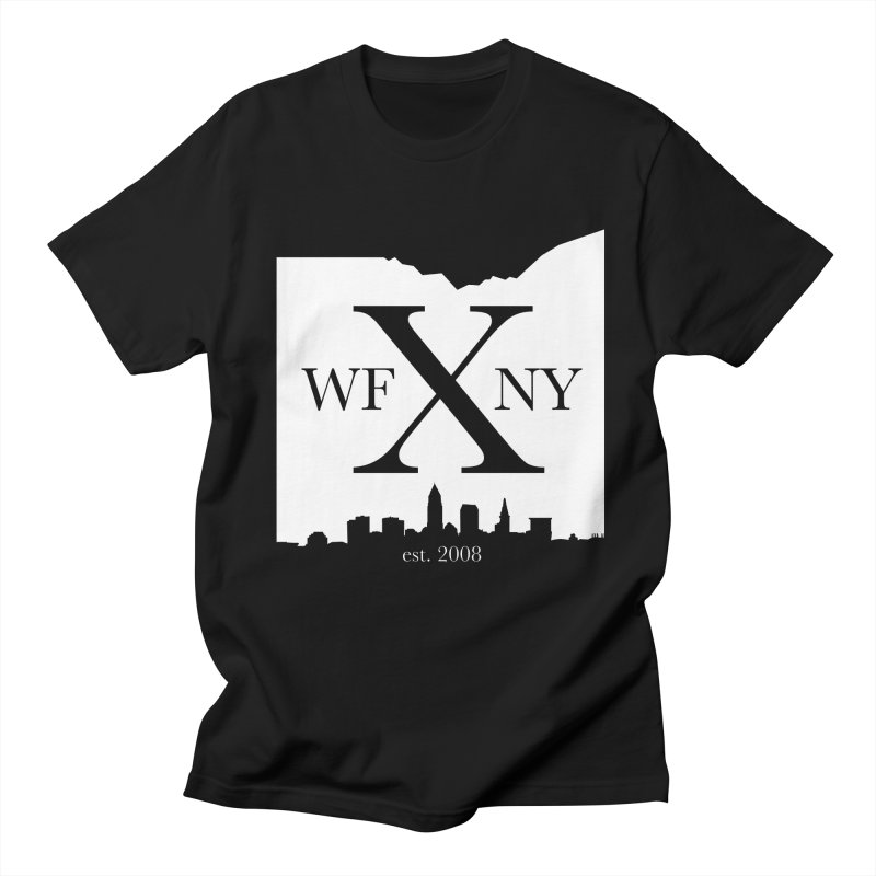WFNY X Skyline Light Men's Regular T-Shirt by WFNY - WaitingForNextYear