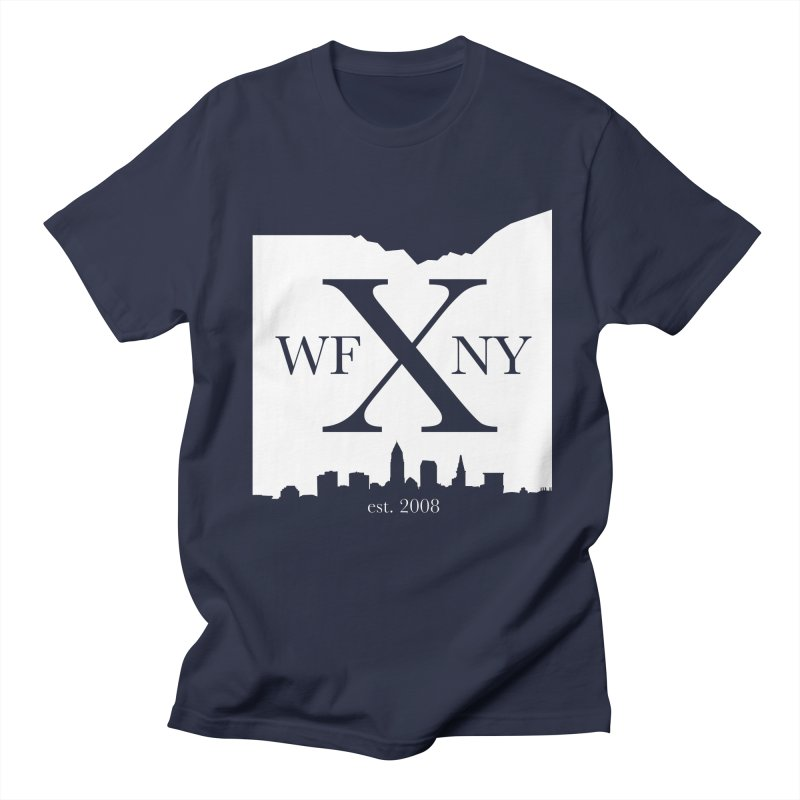 WFNY X Skyline Light Women's Regular Unisex T-Shirt by WFNY - WaitingForNextYear