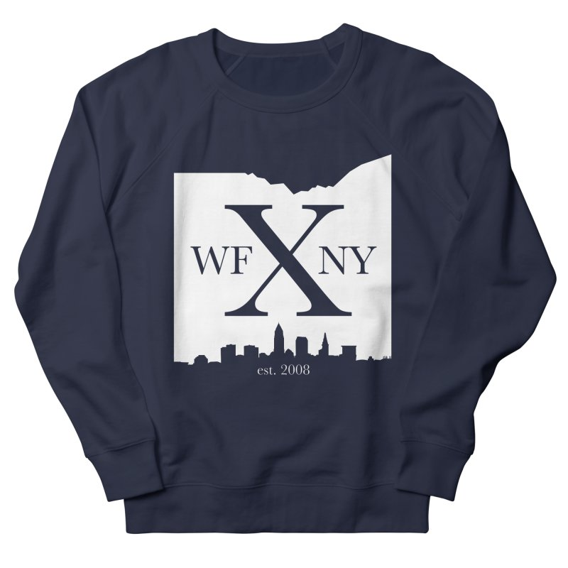 WFNY X Skyline Light Women's French Terry Sweatshirt by WFNY - WaitingForNextYear