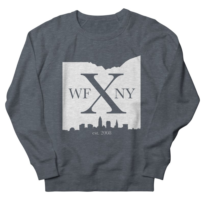 WFNY X Skyline Light Men's French Terry Sweatshirt by WFNY - WaitingForNextYear