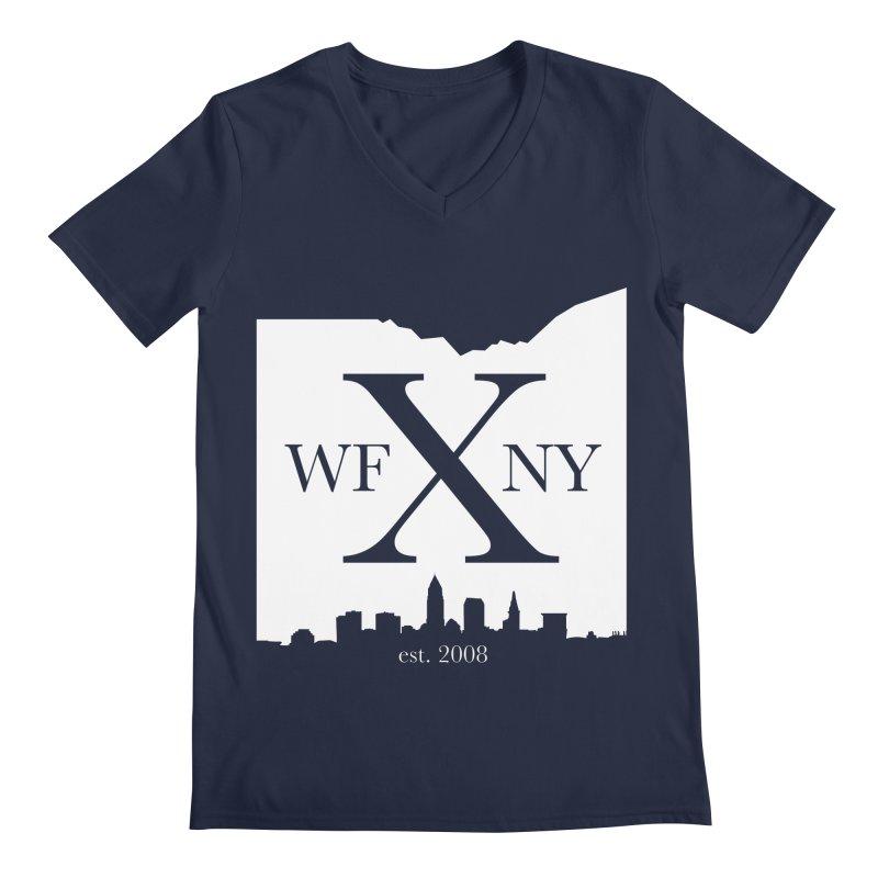 WFNY X Skyline Light Men's Regular V-Neck by WFNY - WaitingForNextYear