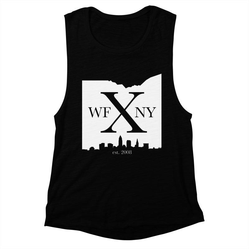 WFNY X Skyline Light Women's Muscle Tank by WFNY - WaitingForNextYear