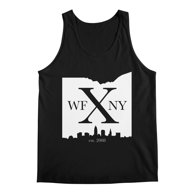 WFNY X Skyline Light Men's Regular Tank by WFNY - WaitingForNextYear
