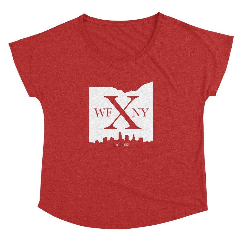 WFNY X Skyline Light Women's Dolman by WFNY - WaitingForNextYear