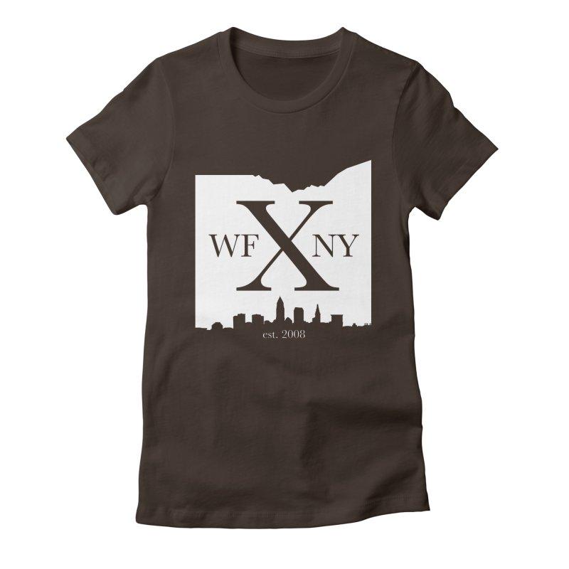 WFNY X Skyline Light Women's T-Shirt by WFNY - WaitingForNextYear