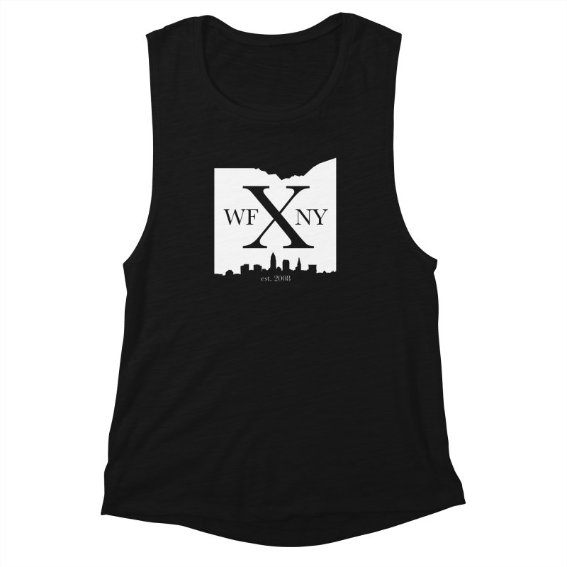 WFNY X Skyline Light Women's Muscle Tank by WFNY - WaitingForNextYear