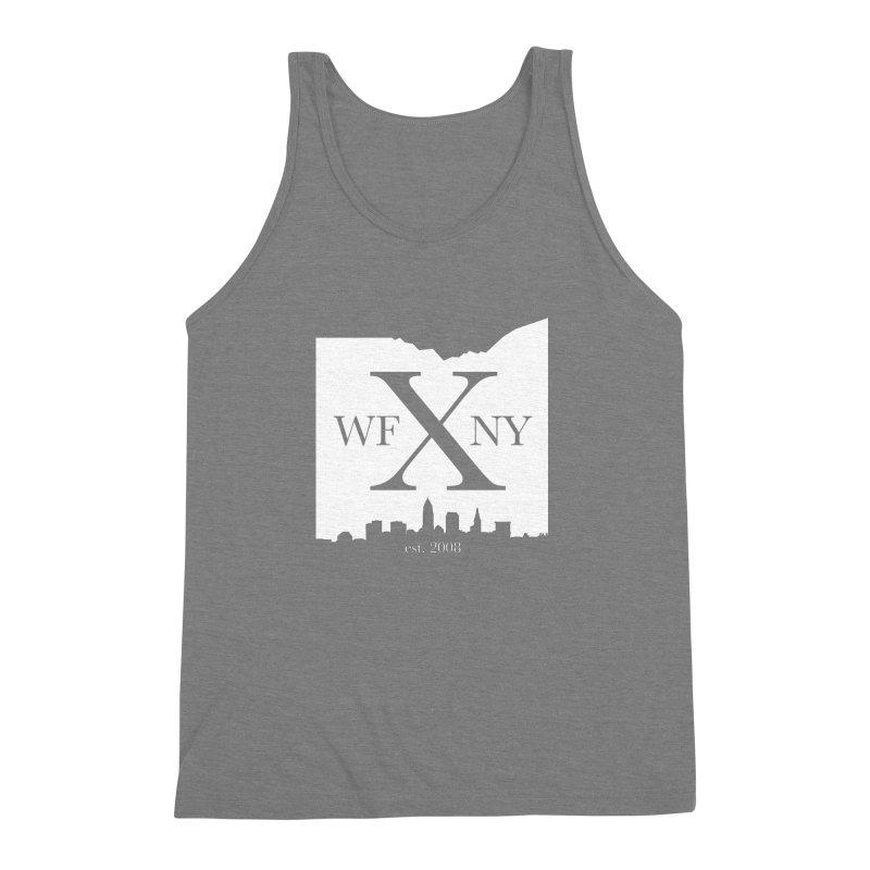 WFNY X Skyline Light Men's Triblend Tank by WFNY - WaitingForNextYear