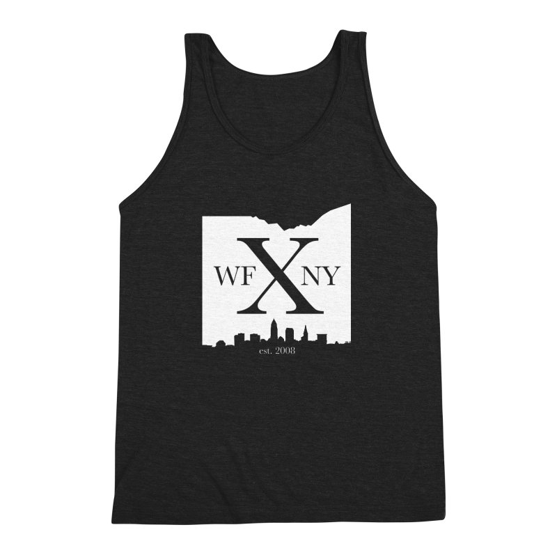 WFNY X Skyline Light Men's Triblend Tank by WFNY - WaitingForNextYear