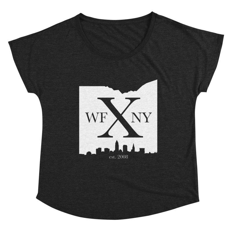 WFNY X Skyline Light Women's Scoop Neck by WFNY - WaitingForNextYear