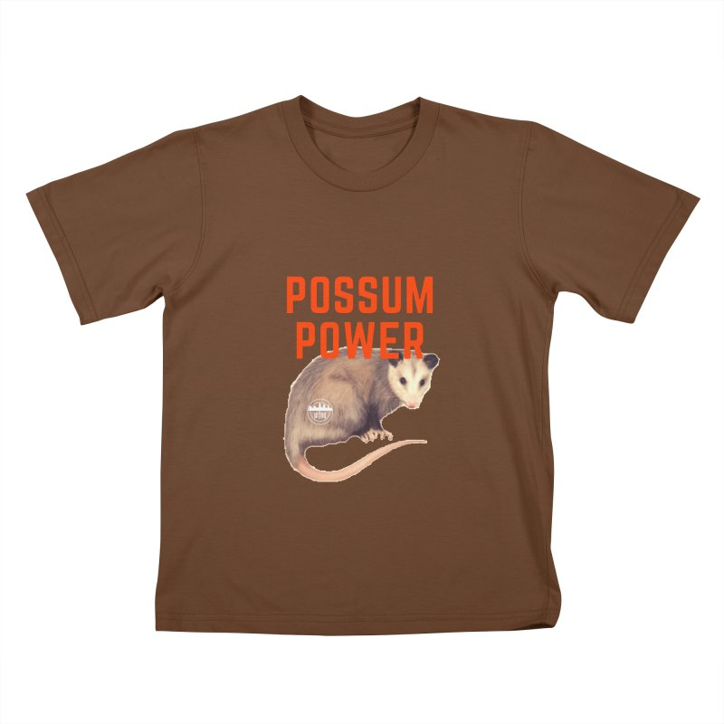 Possum Power Kids T-Shirt by WFNY - WaitingForNextYear