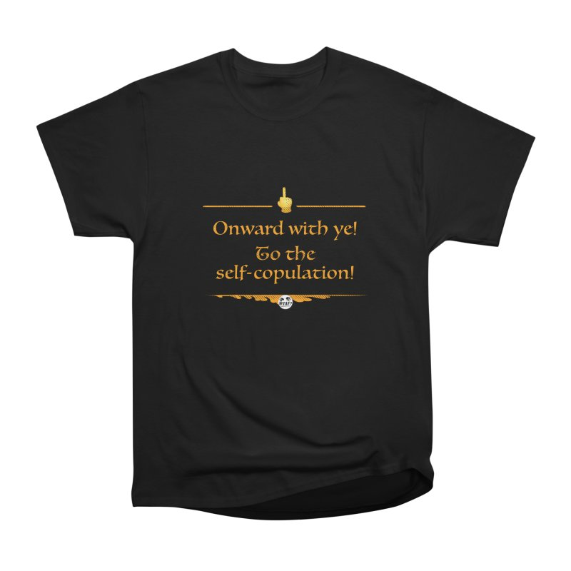 Self-copulation Women's T-Shirt by WTAFGear's Artist Shop