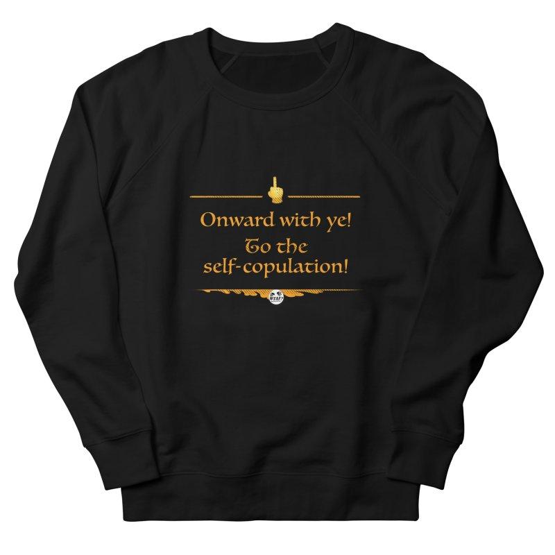 Self-copulation Women's Sweatshirt by WTAFGear's Artist Shop
