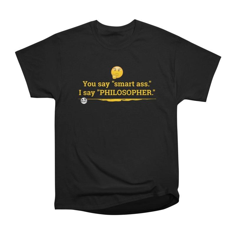 Smart ass. Men's T-Shirt by WTAFGear's Artist Shop