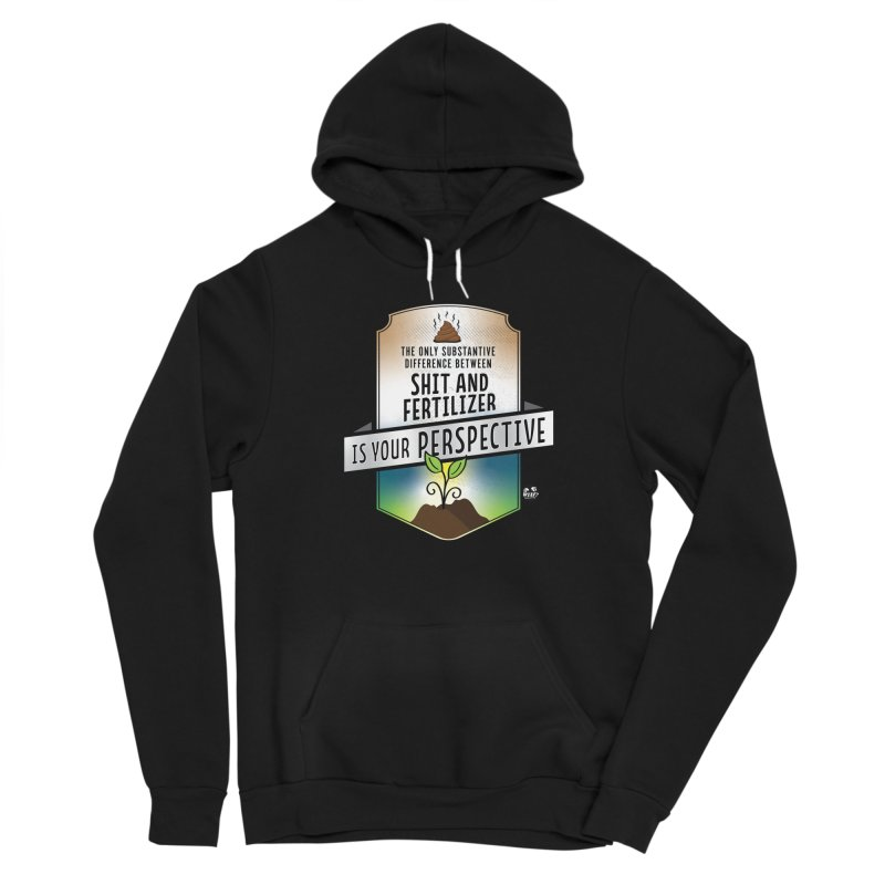 Shit and Fertilizer Women's Pullover Hoody by WTAFGear's Artist Shop